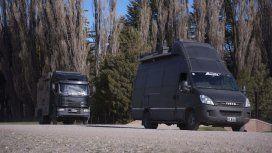 Un funcionario de Seguridad justicó la limpieza de las camionetas de Gendarmería