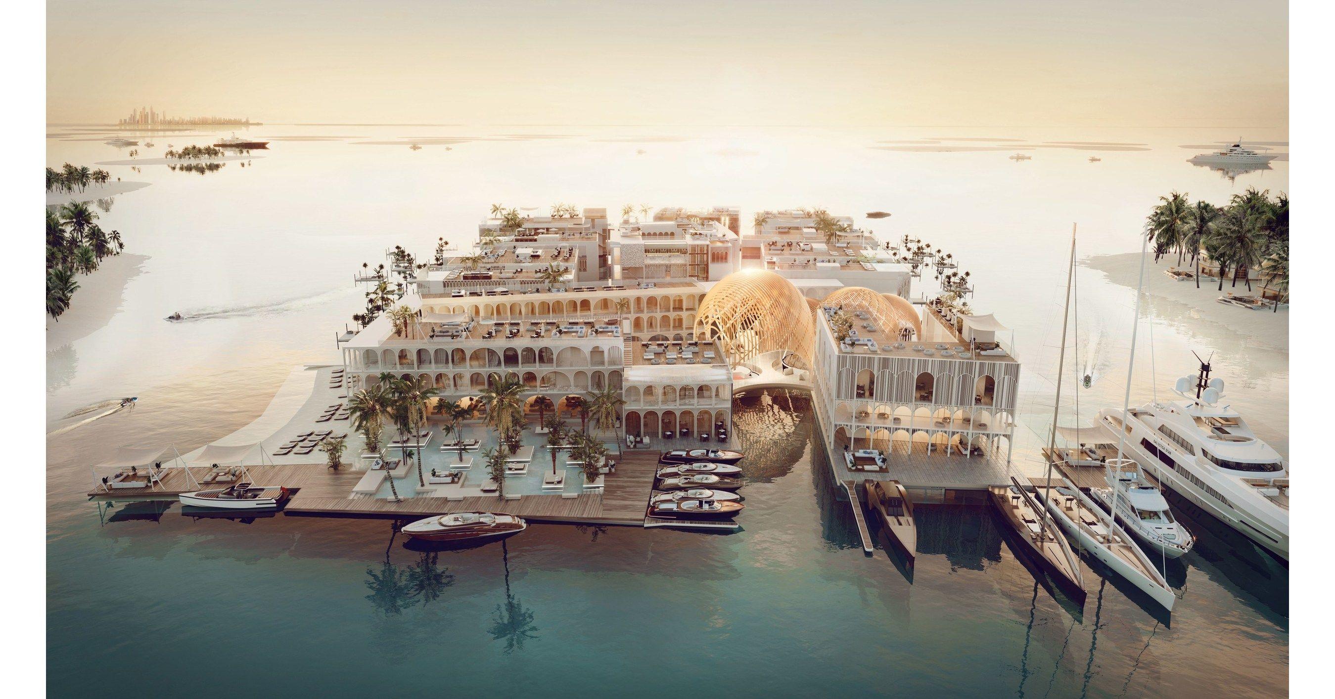 Dubái tendrá un hotel flotante que será una réplica de Venecia