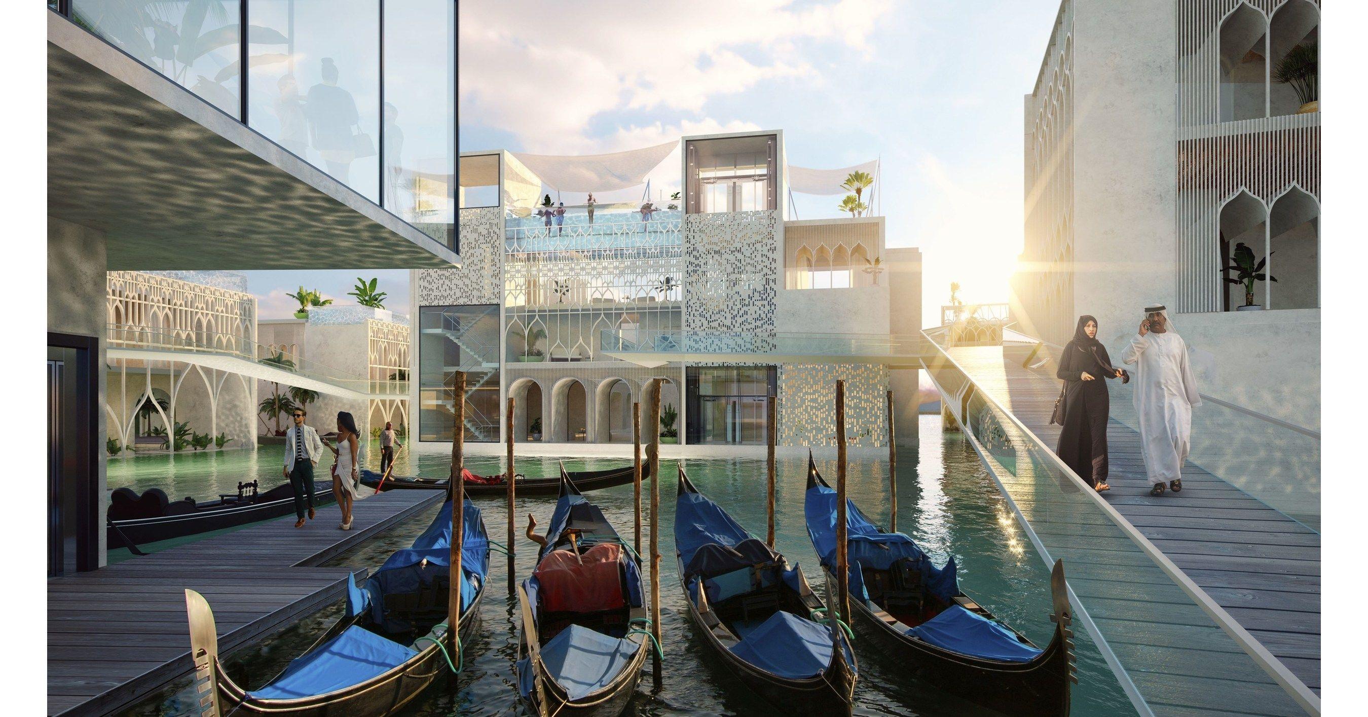 Dubai tendrá un hotel flotante que será una réplica de Venecia