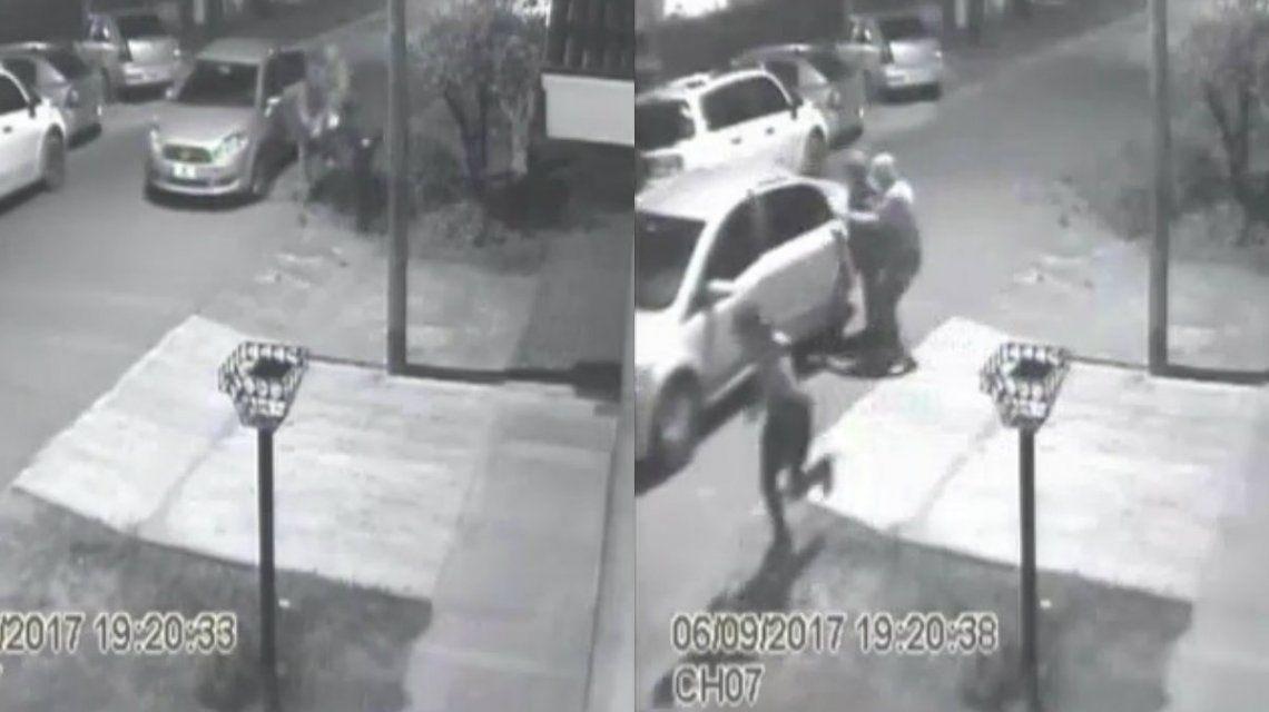 El chico fue asaltado y su madre reveló que casi lo secuestran