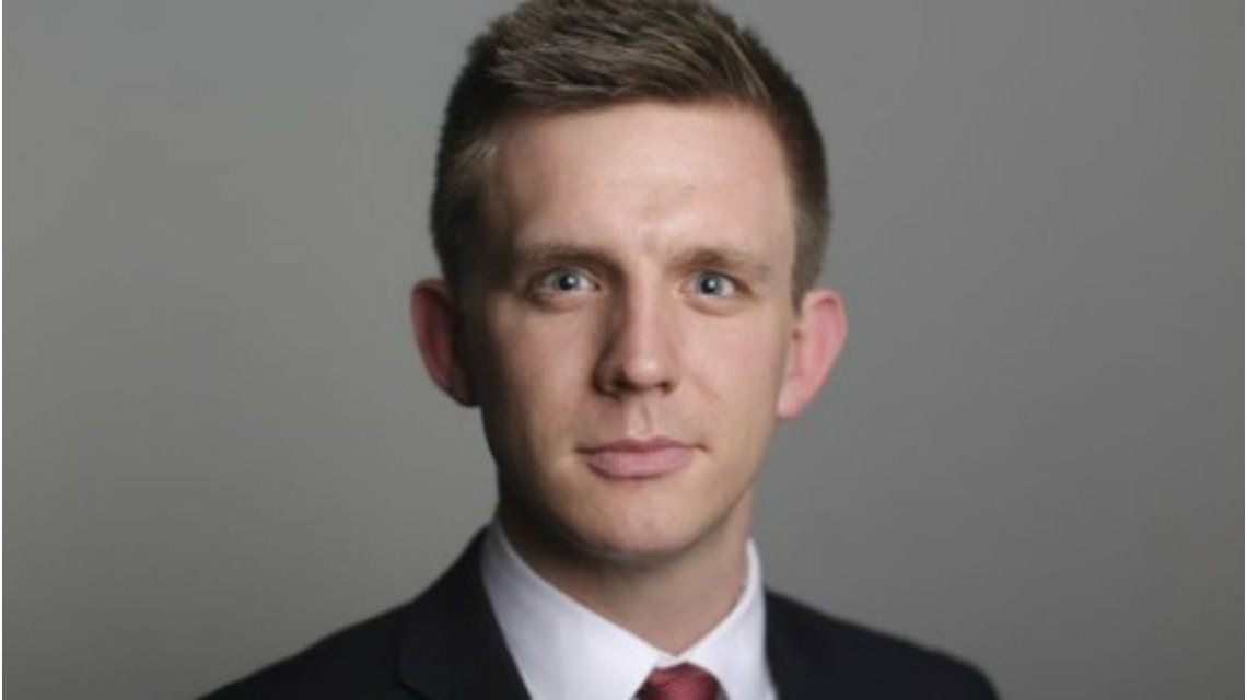 McClean tenía 24 años y era periodista del Financial Times