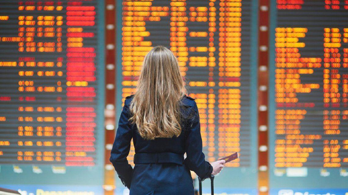 ¿Tenés derecho a reclamar por un vuelo cancelado por una tormenta o un huracán?