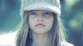 Creció y así está hoy la nena más linda del mundo