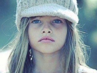 crecio y asi esta hoy la nena mas linda del mundo