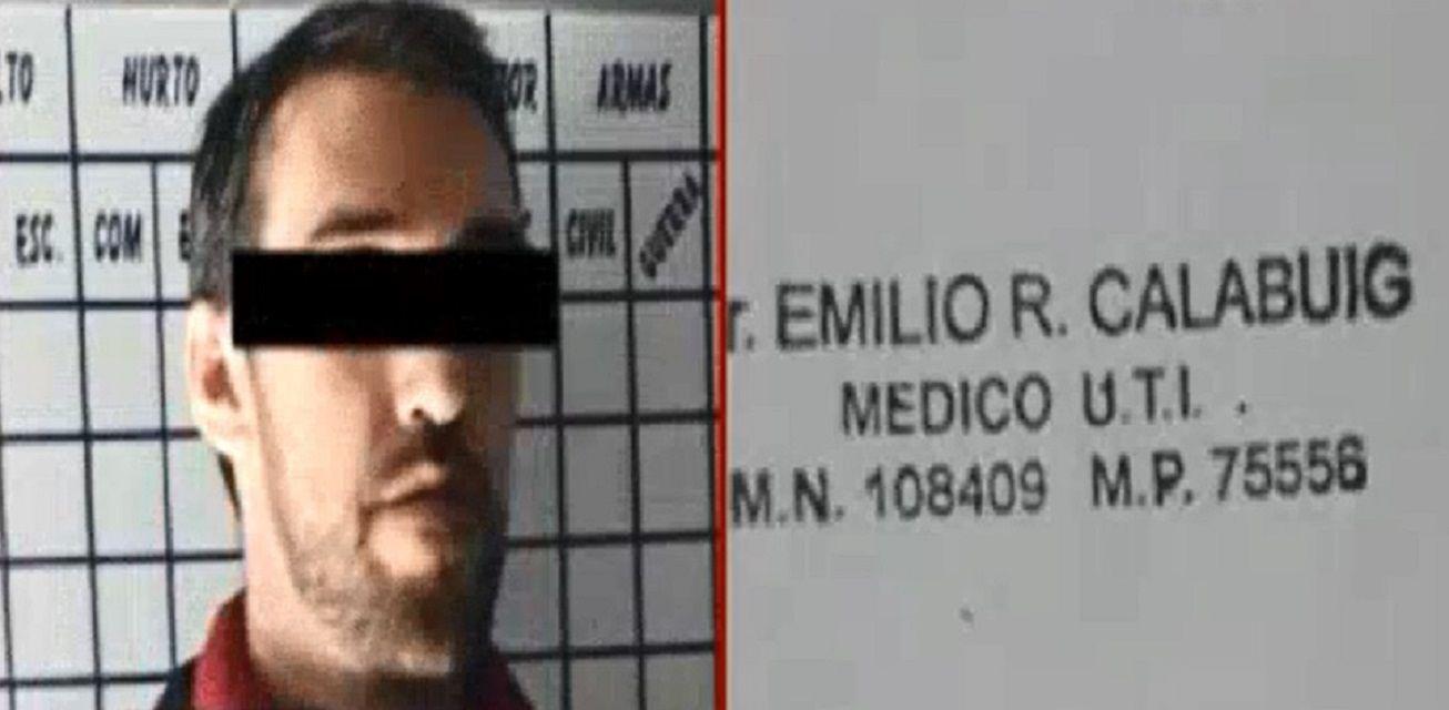 Escándalo por un falso médico que trabajaba para la Policía bonaerense