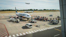La low cost Ryanair anunció que cancelará 2 mil vuelos