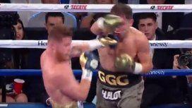 En una pelea sin respiro, empataron Golovkin y Canelo