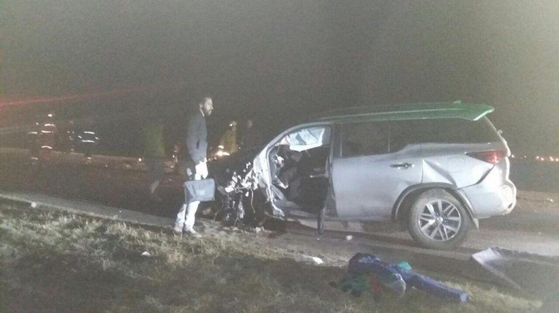 Tragedia en Córdoba: cuatro personas murieron tras un violento choque