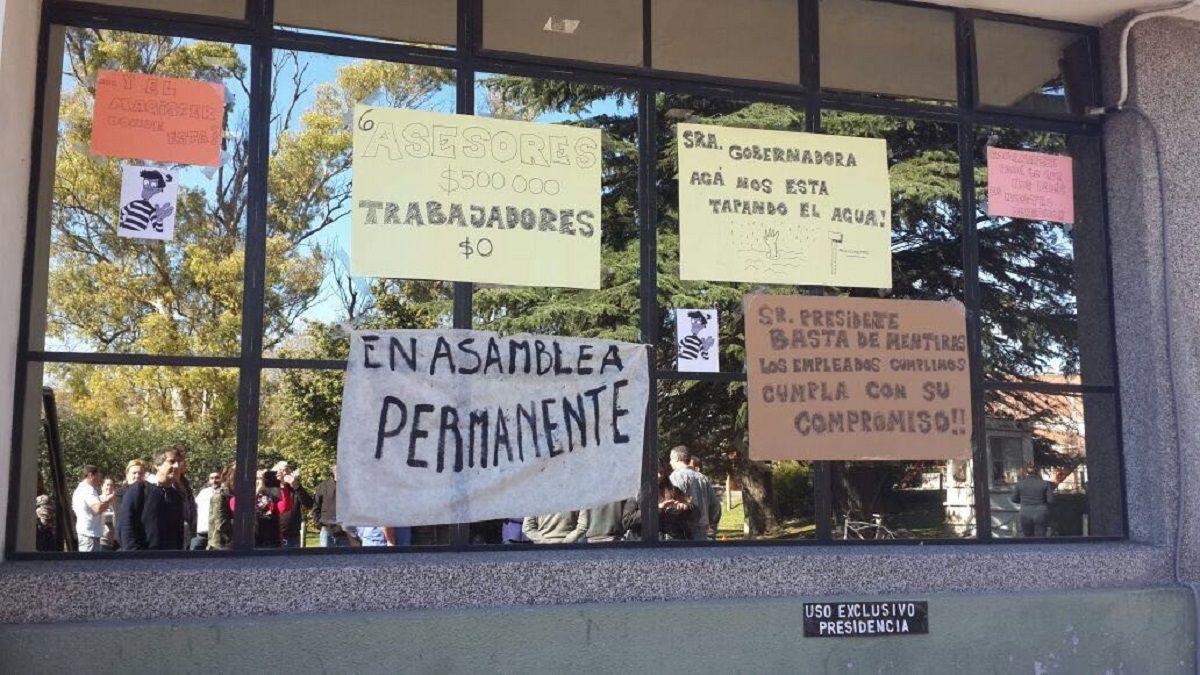 Provincia: la Comisión de Investigaciones Científicas sigue paralizada por falta de pago