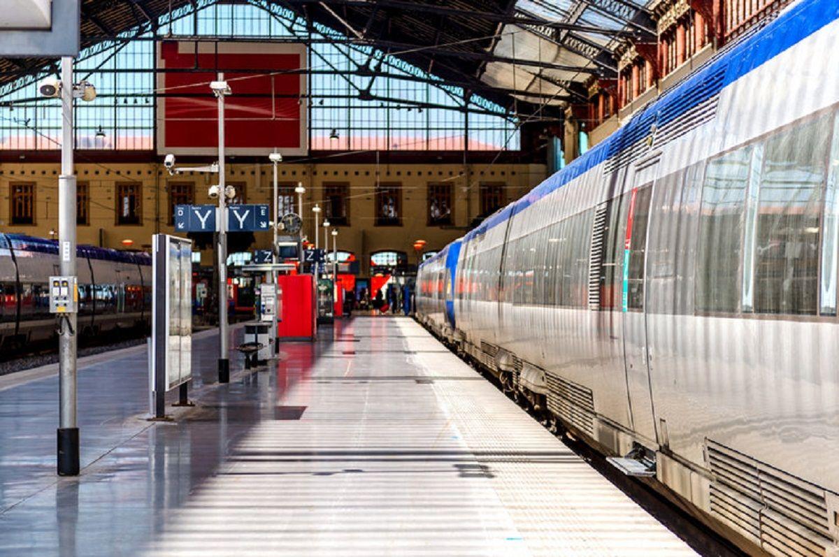 Ocurrió en la estación Saint Charles