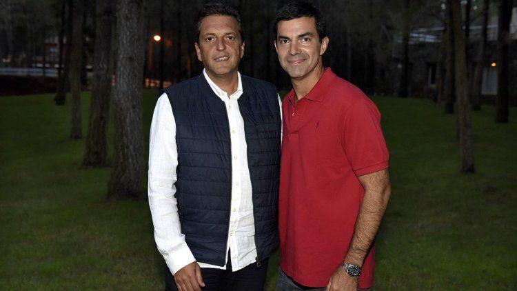 Sergio Massa y Juan Manuel Urtubey
