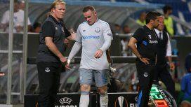 El castigo que recibió Wayne Rooney por manejar borracho