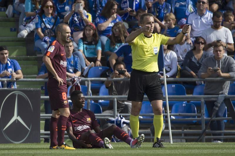 Sufre Barcelona: Ousmane Dembélé no podrá jugar hasta el año que viene