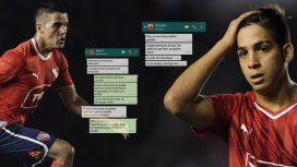 Los chats entre la víctima de Zárate y los jugadores de Independiente
