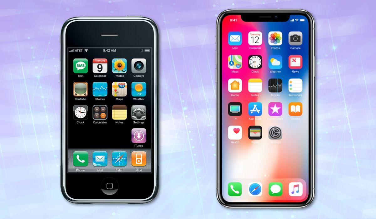 Mirá cómo evolucionó el precio del iPhone