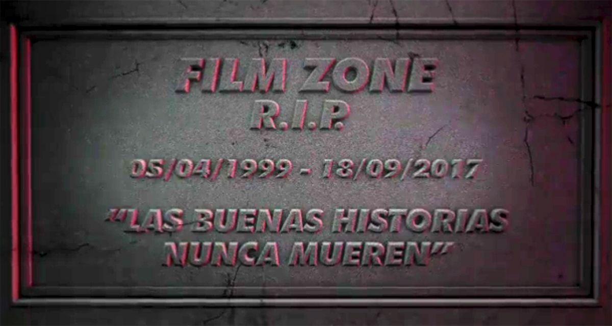 ¿Por qué cambió su nombre el canal Film Zone?