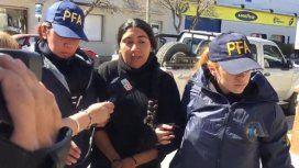Liberaron a la mujer mapuche: Sentí miedo