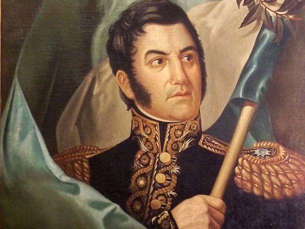 El 24 de agosto de 1816 nació la hija del general José de San Martín, el padre de la patria
