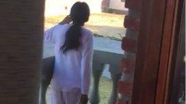 La líder de la Tupac Amaru cumple prisión domiciliaria hace un mes y tiene que reportarse cada mañana