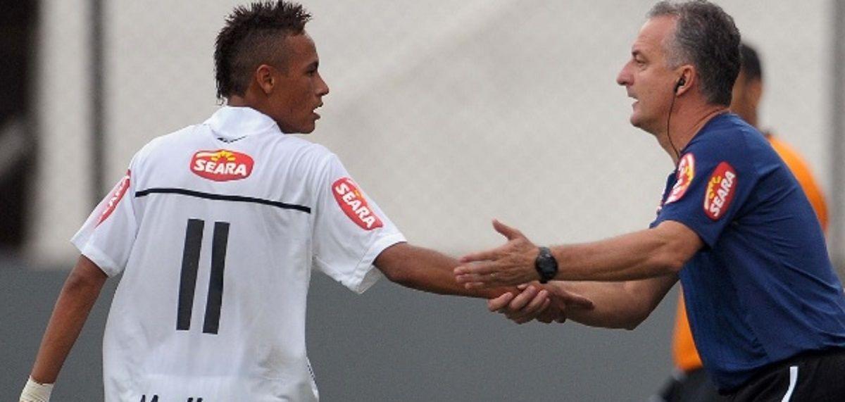 Neymar y Dorival