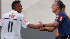 Neymar y Dorival, la relación que terminó de la peor manera