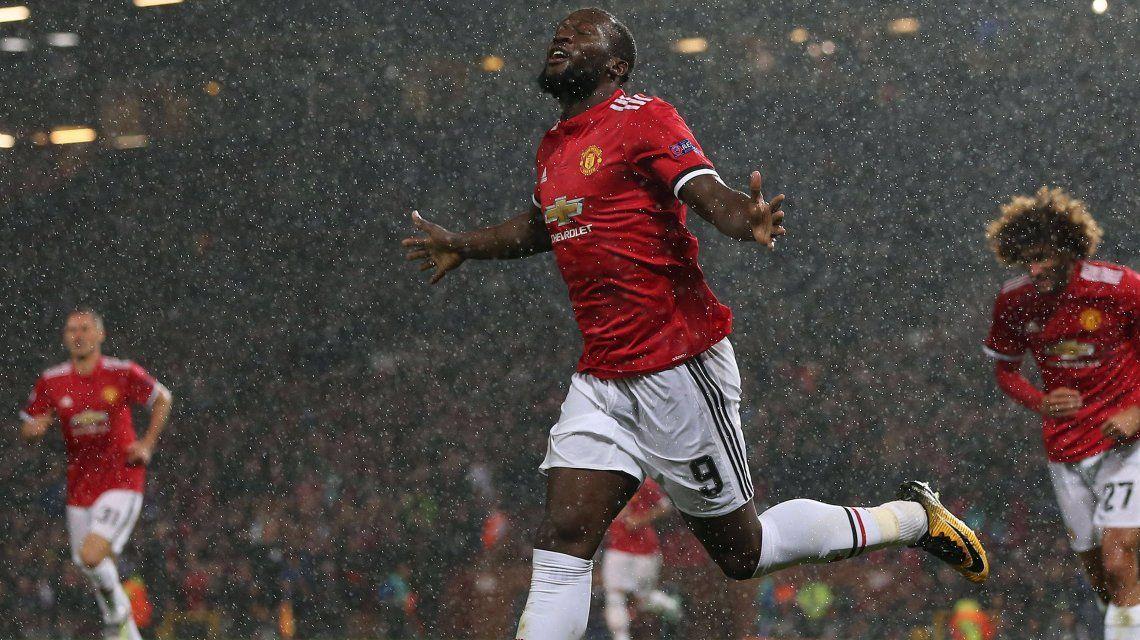 El pene de Romelu Lukaku, en el centro de la polémica en el Manchester United