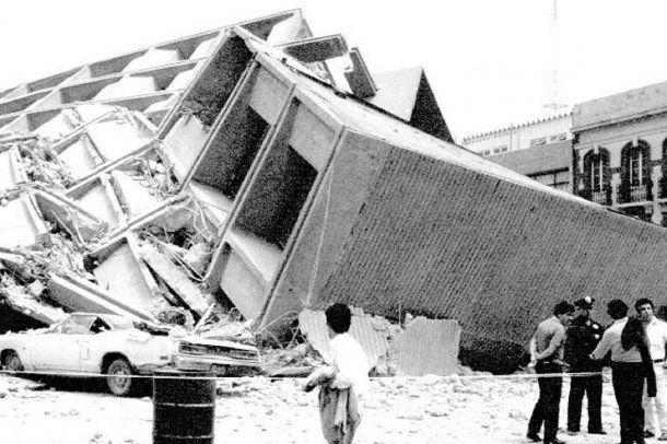Terremoto México 1985