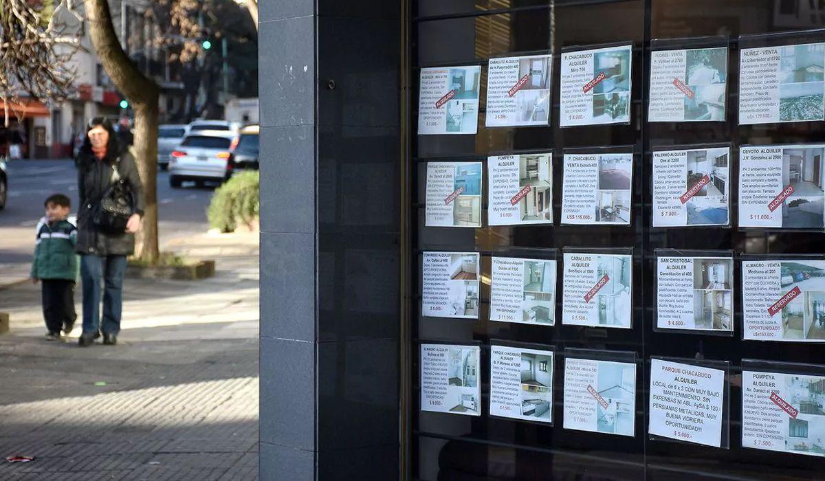 Ciudad: inmobiliarias advierten que más de la mitad corre riesgo por ley de alquileres