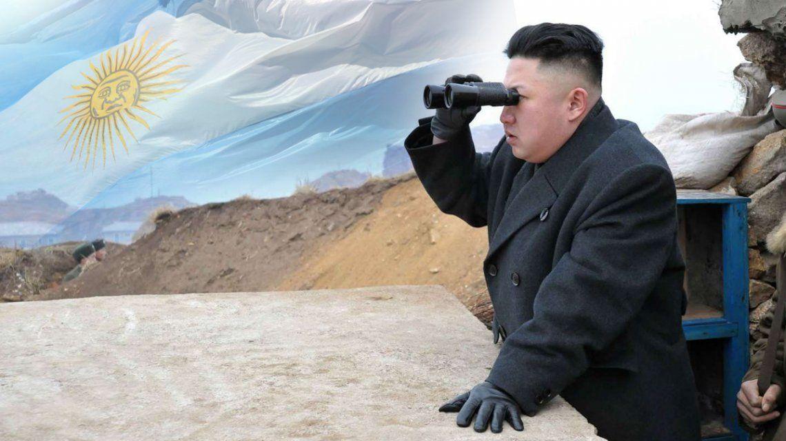 Con el nuevo misil norcoreano