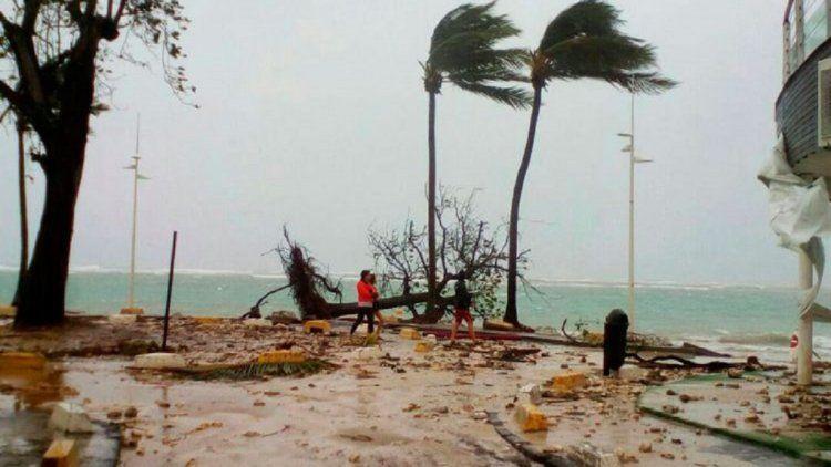 María es la octava tormenta más potente en la historia del Atlántico