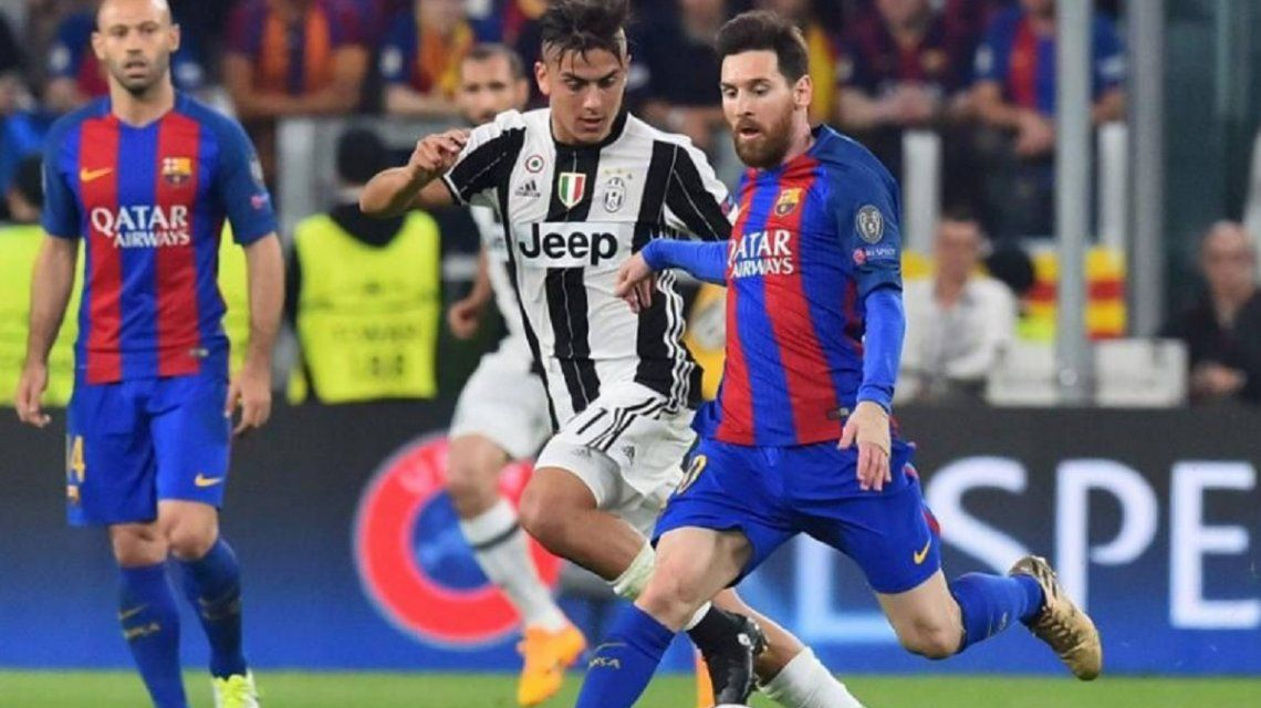 Messi, Dybala y Mascherano, entre los 55 elegidos para el equipo ideal de la FIFA