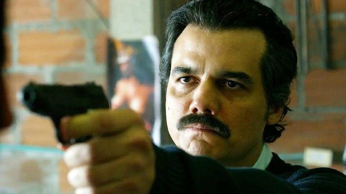El hermano de Pablo Escobar amenazó a Netflix