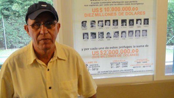 Roberto Escobar, el hermano del narcotraficante más grande de todos los tiempos