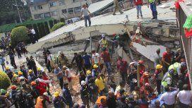 Alejandra murió en el terremoto