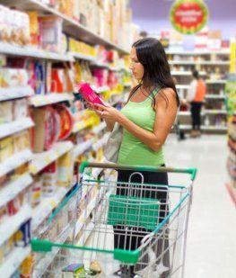 En caída libre: ventas en súper y shopping volvieron a bajar