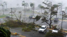 San Juan, capital de Puerto Rico, quedó destrozada por María
