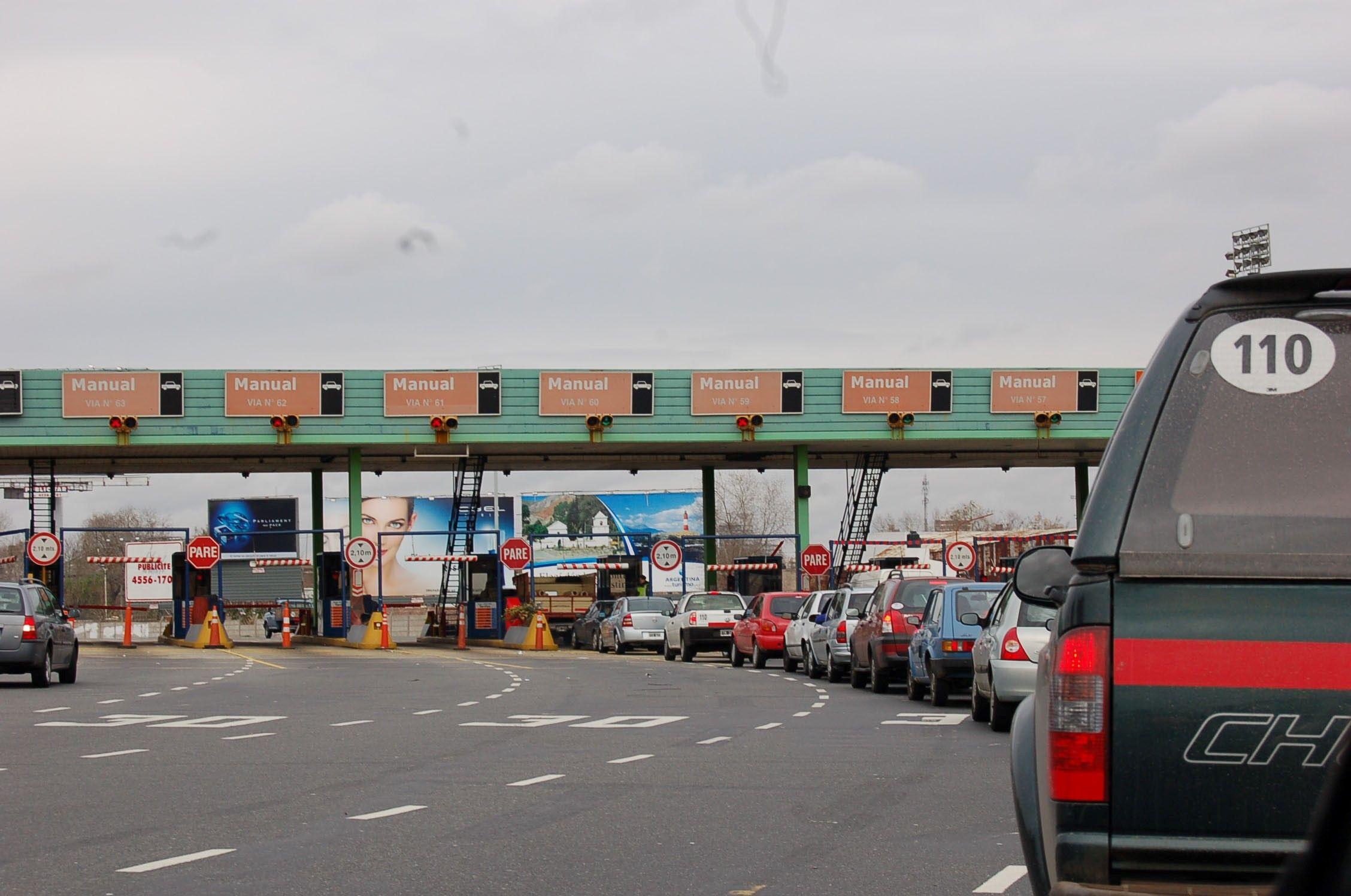 Eliminarán las cabinas de peaje en autopistas porteñas