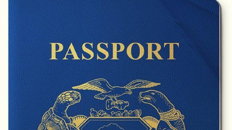 Pasaporte de las Islas Basura