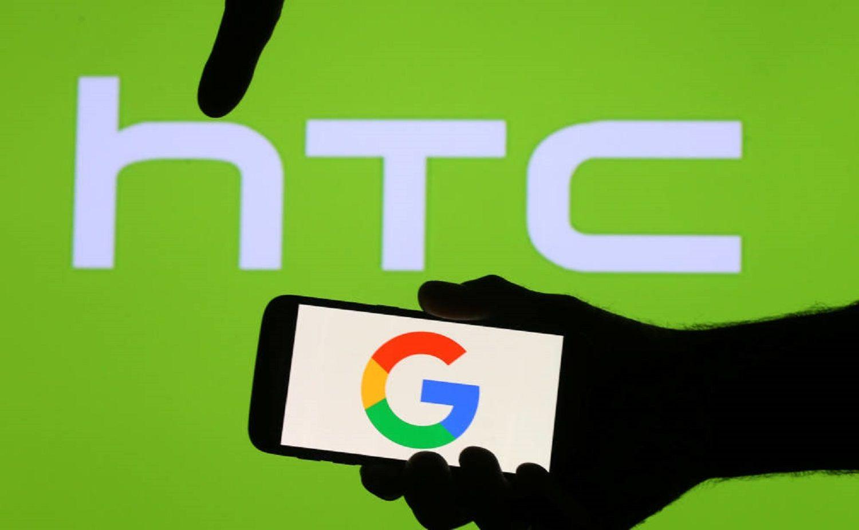 Google adquirió HTC por US$1.100 millones