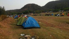 Todo ocurrió en el camping municipal El Préstamo en la localidad salteña de Coronel Moldes