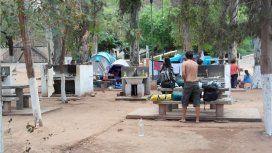 Día del Estudiante: la joven hallada en el camping fue golpeada y violada