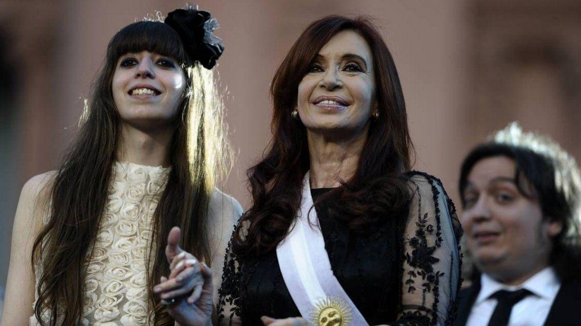 Grieta en la familia Kirchner; ¿por qué tema se enojó Florencia con su madre?