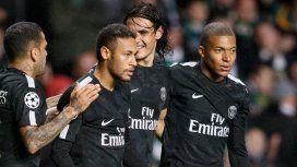 Unai Emery confirmó los roces entre Neymar y Cavani en el PSG