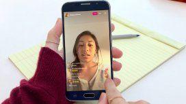 Instagram ya permite usar máscaras en un Live