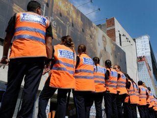 ¿por que un barrio porteno estara blindado durante cinco dias?