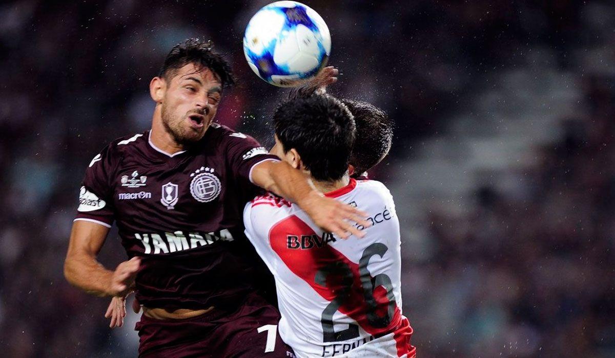 La serie entre River y Lanús por Copa Libertadores ya tiene días y horario