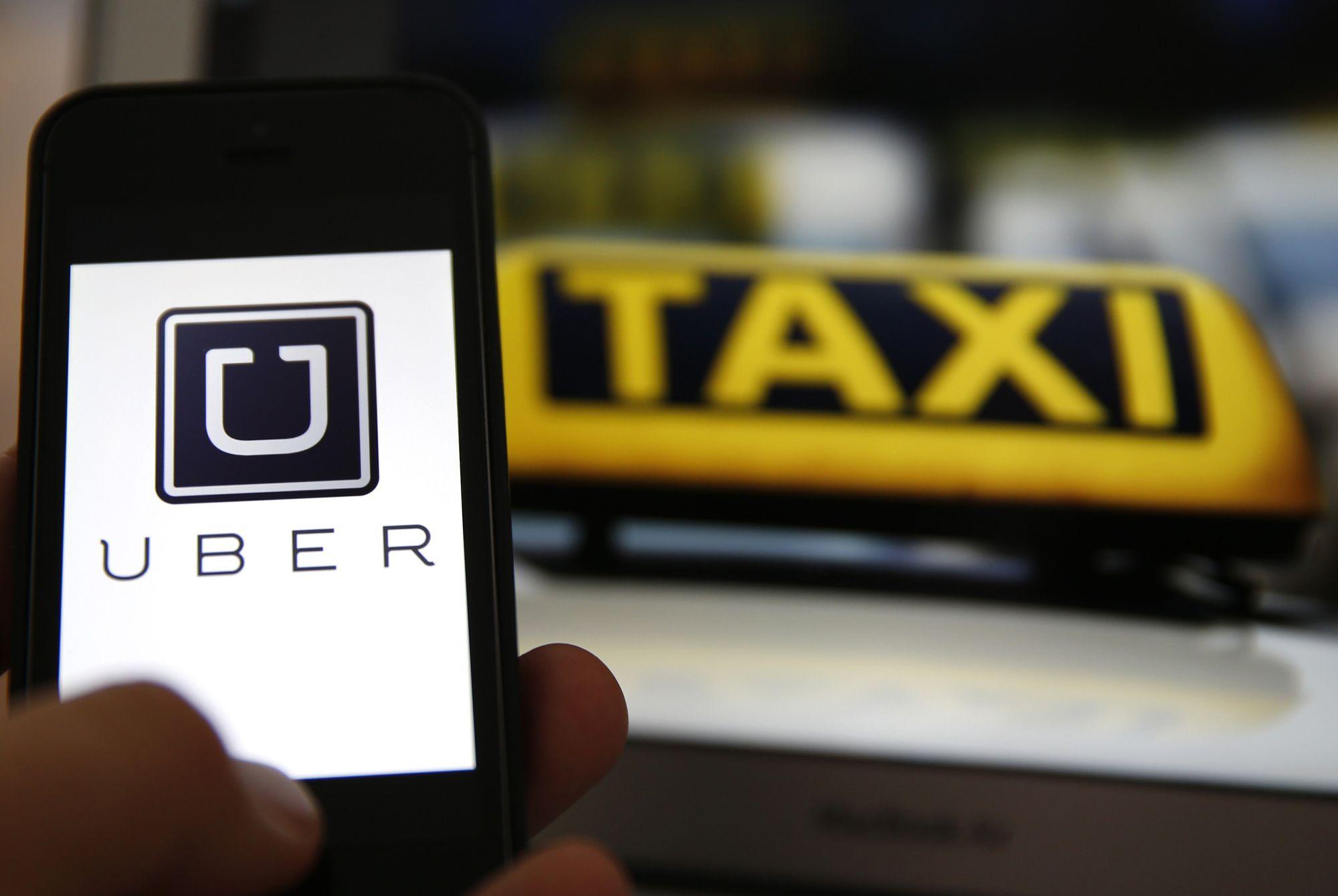 Como los taxis, Uber también aumenta sus tarifas