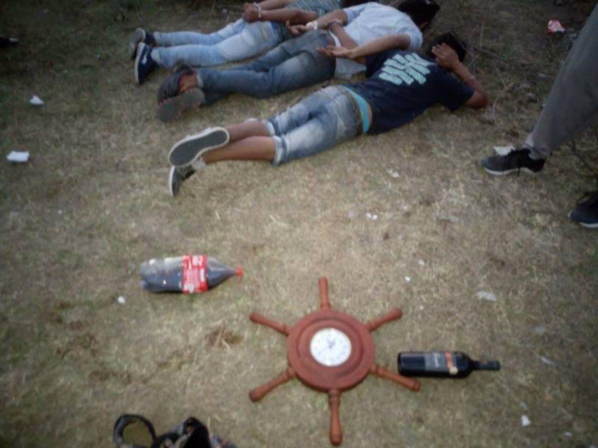 Jujuy: ladrones quisieron escapar en un remís