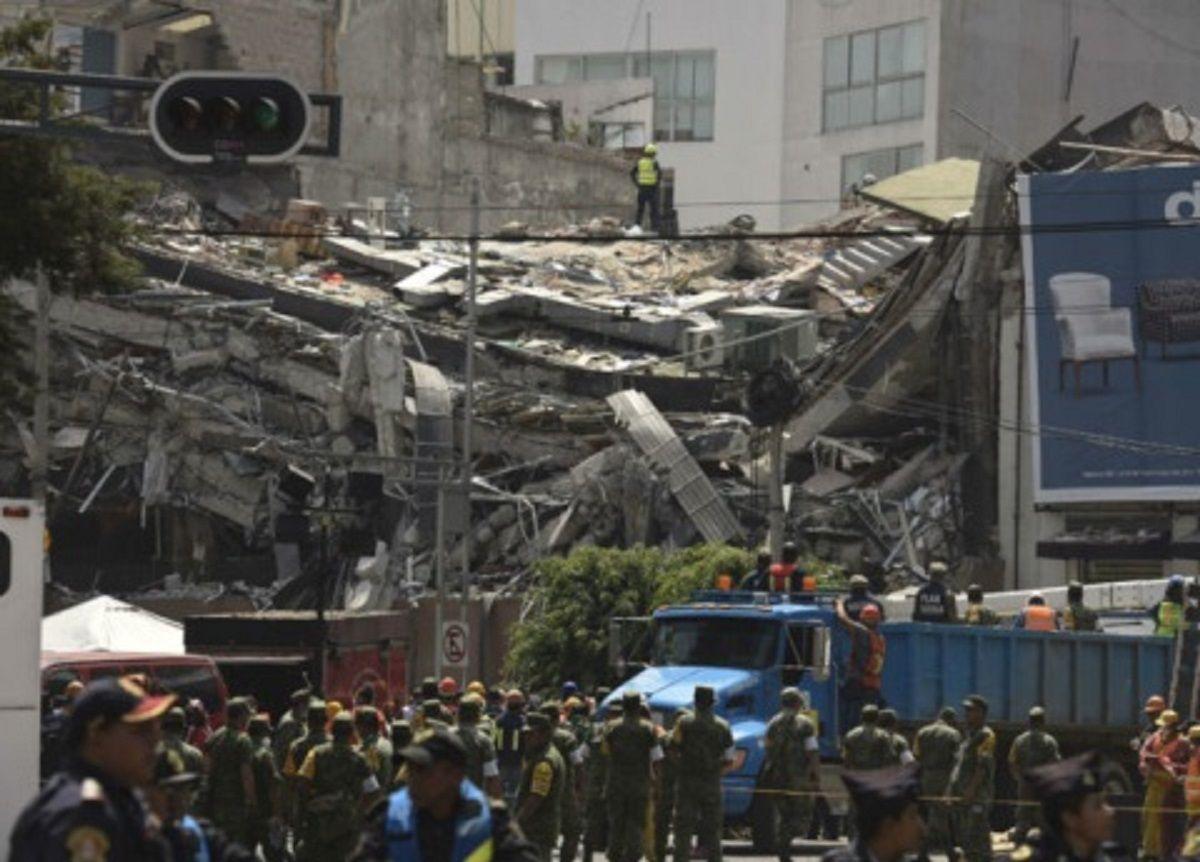 Jaime, el dueño de una textil es el argentino muerto por el terremoto en México