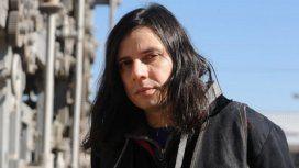 Cristian Aldana, líder de la banda El Otro Yo